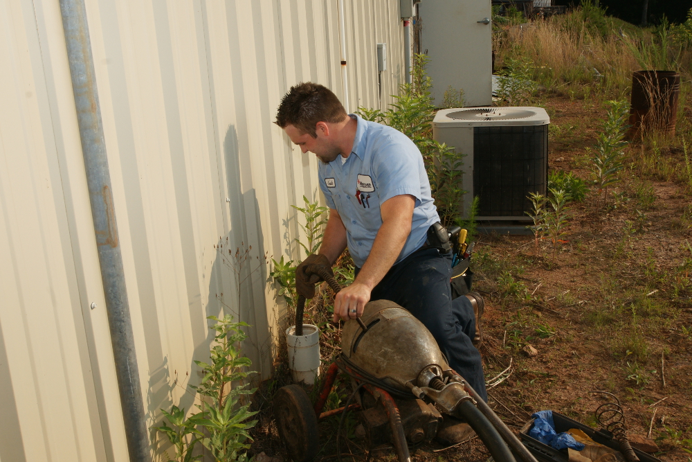 Drain Cleaning in Hickory, NC