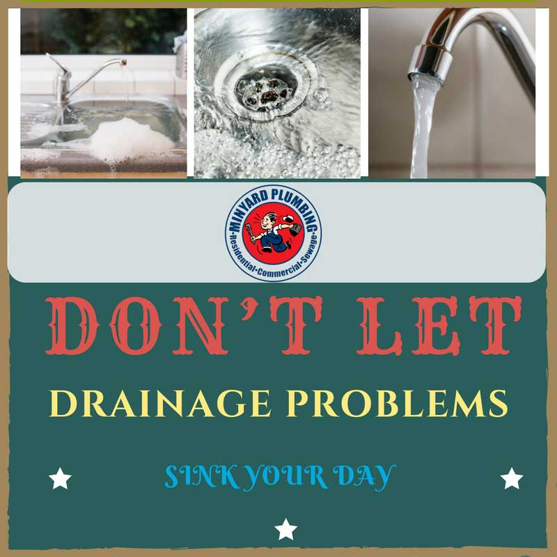 Don't Let Drainage Problems Sink Your Day